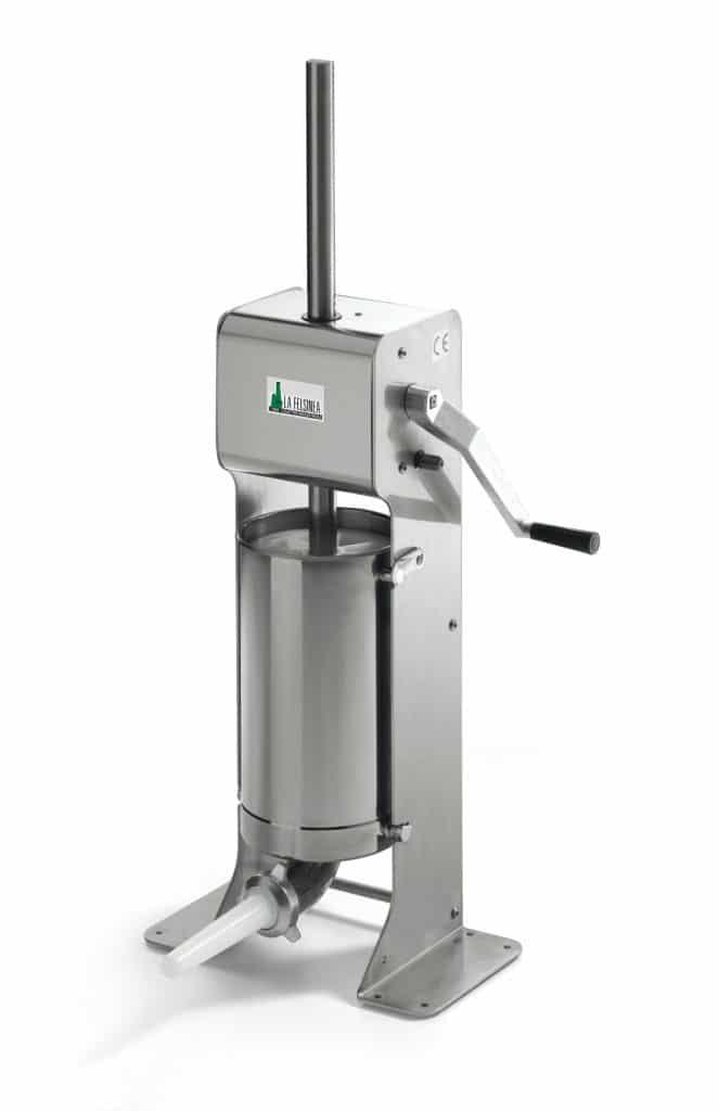 מכונת מילוי עומדת למילוי נקניקיות LA-FELSINEA איטליה