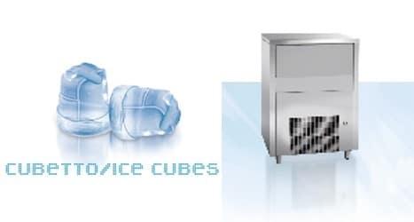מכונה לייצור קוביות קרח