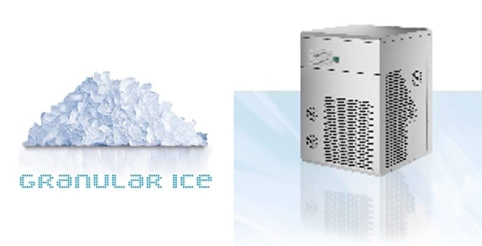 מכונה לפתיתי קרח