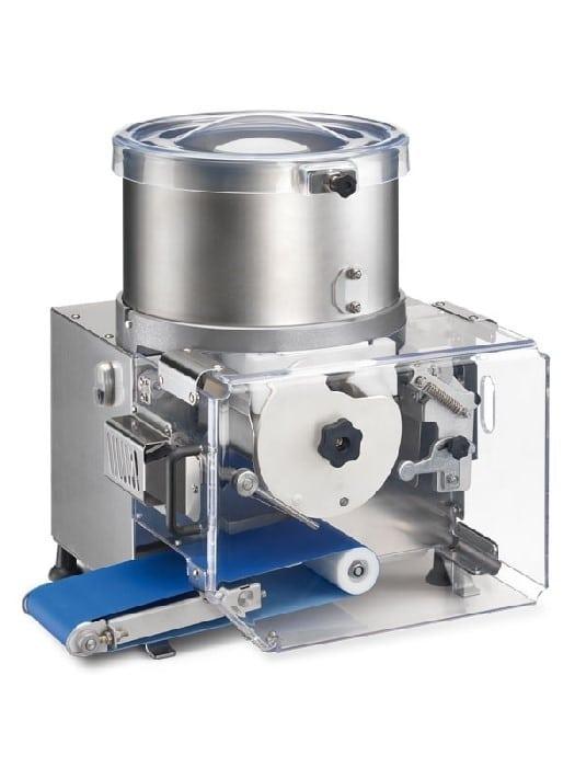 מכונת ייצור המבורגרים חשמלית